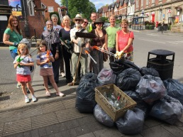 Moseley Litterbusters R Go
