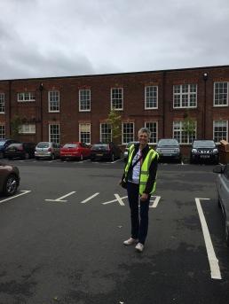 Volunteering at Highbury Hall