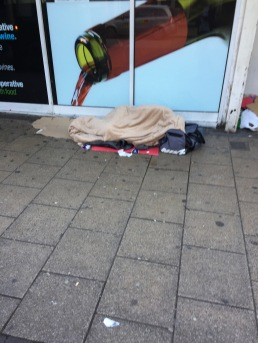 Referred rough sleepers to HOST and SIFA Fireside for support