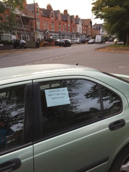 Cars for sale in Yardley Wood Road...