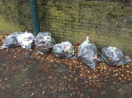 Fly tipping Augusta Rd East